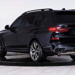 Dieser BMW X7 ist speziell für Menschen mit vielen Feinden