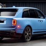 Rolls-Royce gibt den Collinan Kekke-Farben